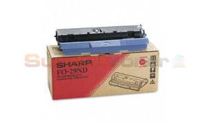 SHARP FO-2950 3800 TONER/DEVELOPER (FO-29ND)