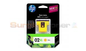 HP NO 02 XL INK YELLOW (C8732WN)