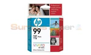 HP NO 99 PHOTO INK CARTRIDGE (C9369WN)