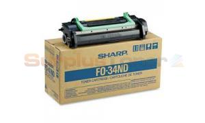 SHARP FO-3400 TONER BLACK (FO-34ND)