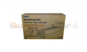NEC SUPERSCRIPT 860 TONER CARTRIDGE (135-038622-201A)