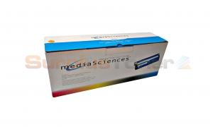MEDIA SCIENCES TONER CYAN FOR QMS MAGICOLOR 2300 (MS23C)