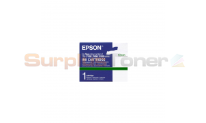 EPSON TM-J7100 INK CARTRIDGE GREEN 670 PAGES (C33S020406)