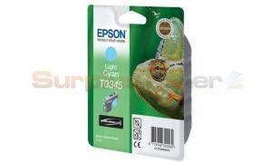 EPSON STYLUS PHOTO 2100 INK CART LIGHT CYAN (C13T03454010)