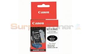 CANON BCI-10 INK BLACK (0956A001[AA])