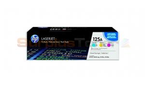 HP COLOR LASERJET CP1215 TRI-PACK CMY (CE259A)