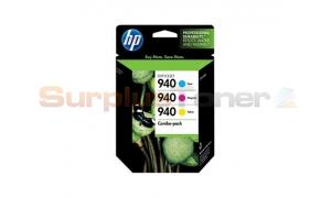 HP NO 940 INK CARTRIDGE COLOR COMBO-PACK (CN065FN)