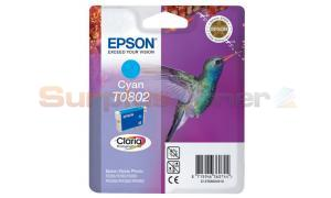 EPSON STYLUS PHOTO R265 INK CARTRIDGE CYAN (C13T08024010)