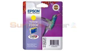EPSON STYLUS PHOTO R265 YELLOW CARTRIDGE (C13T08044010)