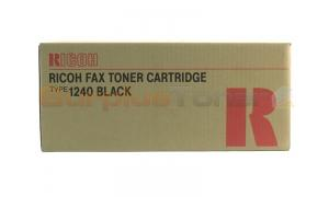 RICOH TYPE 1240 TONER CARTRIDGE BLACK (430281)