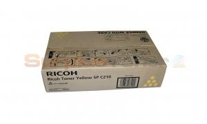 RICOH AFICIO SP C210 TONER YELLOW (406120)