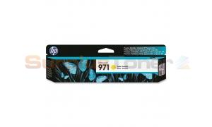 HP NO 971 OFFICEJET INK CARTRIDGE YELLOW (CN624AM)