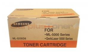 SAMSUNG ML5000 SERIES QWIKLASER 5000 SERIES TONER (ML-5200D6)