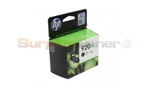 HP NO 920XL INK BLACK (CD975AN)