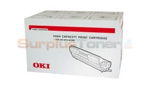 OKIDATA B6300 HIGH CAPACITY PRINT CARTRIDGE BLACK (09004079)