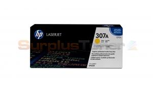 HP COLOR LASERJET CP5225 PRINT CARTRIDGE YELLOW (CE742A)
