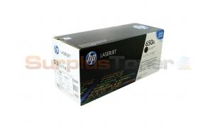 HP COLOR LASERJET CP5525 PRINT CARTRIDGE BLACK (CE270A)