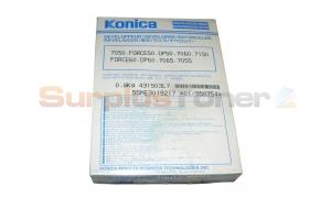 KONICA 7050 DEVELOPER BLACK (950754)