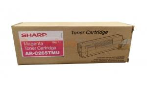 SHARP AR-C265P TONER CARTRIDGE MAGENTA (AR-C265TMU)