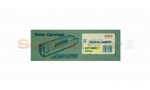 OKIDATA 1624N TONER YELLOW (52115901)