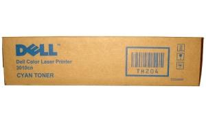 DELL 3010CN TONER CARTRIDGE CYAN 2K (341-3571)
