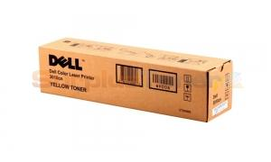 DELL 3010CN TONER YELLOW (WH006)