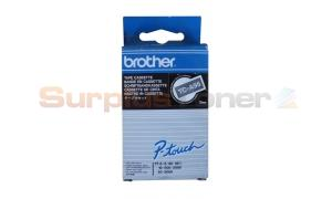 BROTHER TC TAPE WHITE ON GREY 9 MM X 7.7 M (TC-A95)