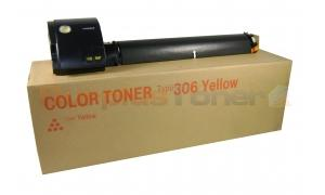 RICOH TYPE 306 TONER YELLOW (400494)
