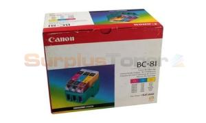 CANON BJC-8500 BC81 INK COLOR (F45-1181-000)