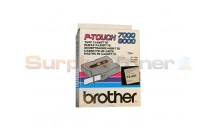 BROTHER TX TAPE BLACK ON GRAY 24 MM X 15 M (TX-A51)