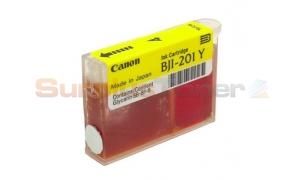 CANON BJ-600 BJI-201Y INKJET YELLOW (NO BOX) (BJI-201Y)