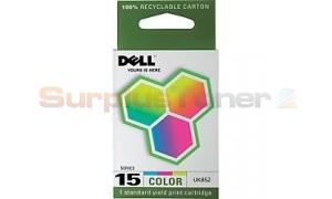 DELL V105 SERIES 15 PRINT CARTRIDGE COLOR (330-0867)