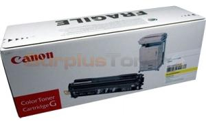 CANON CP660 COLOR TONER CARTRIDGE YELLOW (1512A001)