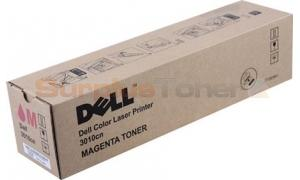DELL 3010CN TONER CARTRIDGE MAGENTA (593-10157)