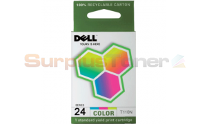 DELL P713W SINGLE USE PRINT CART COLOR HY (592-11345)