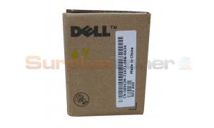 DELL 1250C 1355CN MFP TONER CARTRIDGE YELLOW (593-11023)