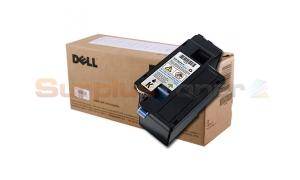 DELL 1250C TONER BLACK 0.7K (331-0722)