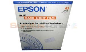EPSON STYLUS 1520 FILM INKJET BACK LIGHT A3 (10/BX) (S041131)