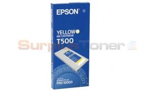 EPSON STYLUS PRO 10000/10600 YELLOW PHOTO DYE INK (T500201)