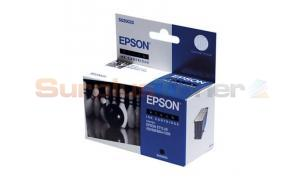 EPSON STYLUS 400 INK CART BLACK 300 PAGES (S020025)
