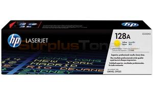 HP LJ CP1525NW GOV TONER CARTRIDGE YELLOW (CE322AG)