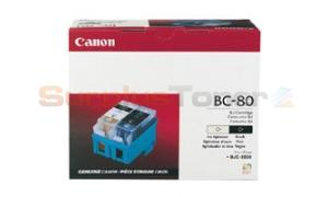 CANON BJC-8500 BC-80 INK JET BLACK 450PAGES (0934A002)