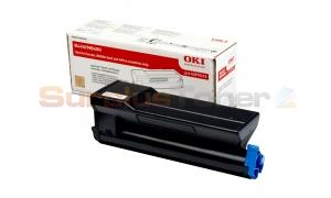 OKI MB480 TONER CARTRIDGE BLACK 12K (43979216)