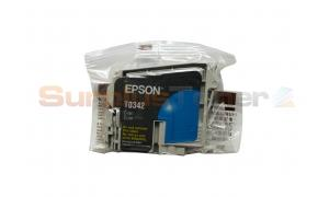 EPSON STYLUS PHOTO 2100 INK CYAN (NO BOX) (T0342)