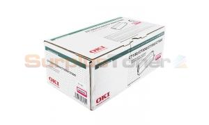 OKIDATA C7100/C7500 TYPE C4 TONER CARTRIDGE MAGENTA (41963084)