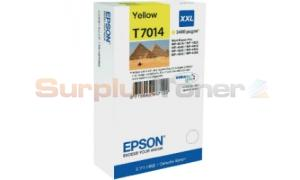 EPSON WP-4015DN INK CARTRIDGE XXL YELLOW (C13T70144010)