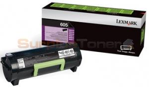 LEXMARK NO 605 TONER CARTRIDGE RP 2.5K (60F5000)