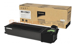 SHARP AR-5618 TONER CARTRIDGE BLACK (MX-235GT)
