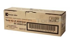 TRIUMPH-ADLER LP4228 TONER KIT BLACK (4422810015)