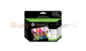 HP NO 57 INK CART COLOR & PAPER PACK 100 SHEET (Q7926AC)